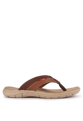 CARVIL brown Sandal Casual Men Ferero-01M B8C23SHF5D7C5CGS_1