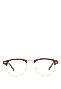 8e35f99101a Kimberley Eyewear brown Edison Glasses KI426GL68WJVPH 1