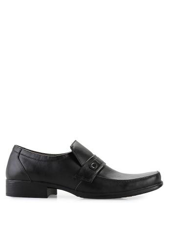 MARC & STUART Shoes black Su-Roman MA456SH48FJVID_1