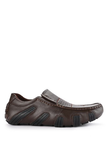 MARC & STUART Shoes brown Dr-Jp79 BAA04SHE4729A6GS_1