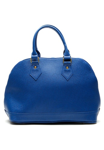 House of Bai blue Allie  Shell Top Handle Bag HO716AC0K2TKPH_1