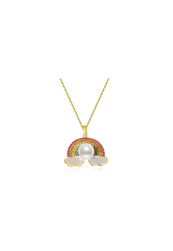 Pearly Lustre silver Pearly Lustre Wonderland Freshwater Pearl Necklace WN00111 91E6AAC3B0A111GS_1
