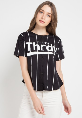 Third Day black and multi S/S Lds Bball Ver 42DB1AAB0CC8B8GS_1