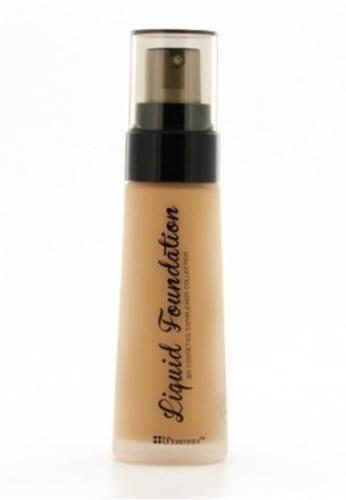 BH Cosmetics Liquid Foundation - M3 - Medium Olive BH784BE03DBSSG_1