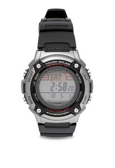 Digital W-S200H-1A Watch
