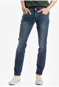 a557887cf47 Levi's blue 511™ Mens Slim Fit Performance Cool Jeans B658CAA8A7C996GS_1