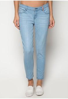 Licks Low Rise Denim Legging Jeans