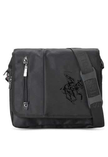 Swiss Polo black Swiss Polo Bag SW912AC93MFYMY_1