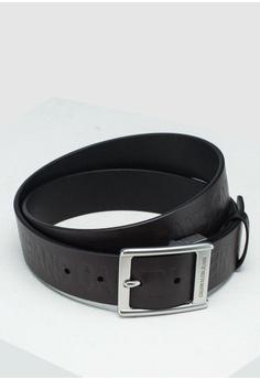 30246a6f4ae Calvin Klein brown Clean Reversible Belt 38 MM - Calvin Klein Accessories  7571FAC26587A4GS 1