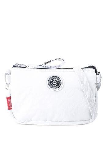 Kipling grey Creativity Xb Crossbody Bag C4426AC3544A2AGS_1