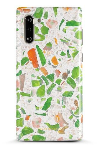 Polar Polar green Terrazzo Green Samsung Galaxy Note10 Dual-Layer Protective Phone Case (Glossy) 57C81ACE4B5829GS_1