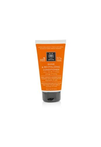 APIVITA APIVITA - 柑橘蜂蜜潤髮乳 Shine & Revitalizing Conditioner with Orange & Honey 150ml/5.07oz B3EE3BE1853096GS_1