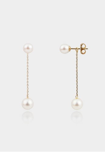 monojewelry CLASSIC TWO-WAYS PEARL EARRINGS E6D21AC0E426C8GS_1