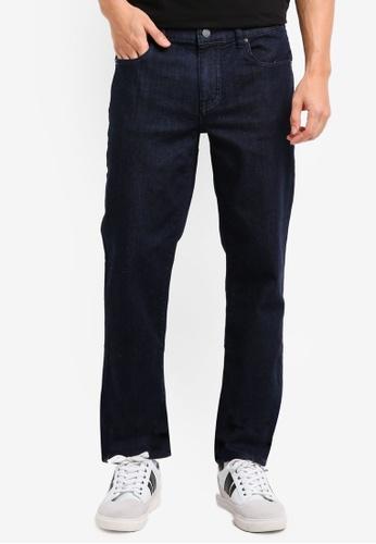 Calvin Klein 藍色 Body Straight Jeans - Calvin Klein Jeans B8BE0AA1FFE754GS_1