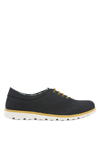 Dr. Kevin black Dr. Kevin Men Casual Shoes 13304 - Black DR982SH0VWCVID_1