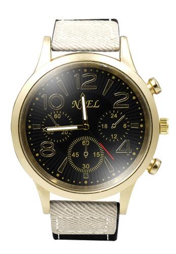 Dooka multi Niel Analog Men's Watch DO079AC45SQSPH_1