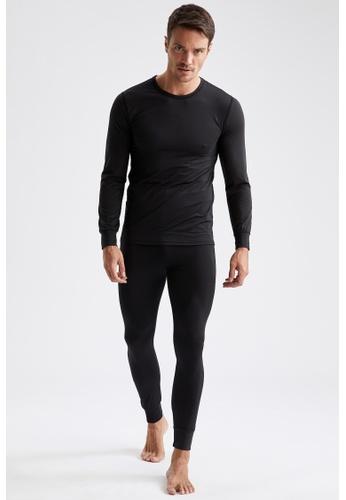 DeFacto black Slim Fit Underwear Bottoms D4A76AA95040EDGS_1