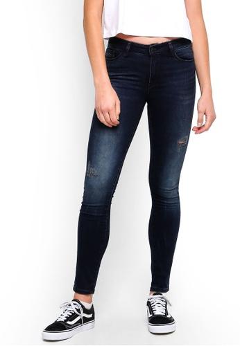Calvin Klein blue Black Water Skinny Jeans- Calvin Klein Jeans 305FFAA2025399GS_1