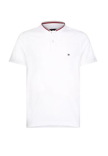Tommy Hilfiger white BASEBALL COLLAR SLIM 3F139AA36D1642GS_1