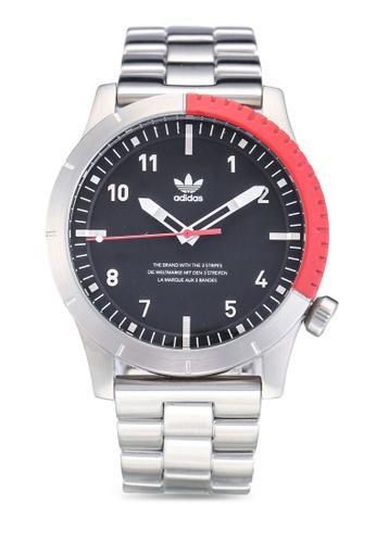 adidas silver adidas originals Cypher M1 Watch B625BAC2BB9F7BGS_1