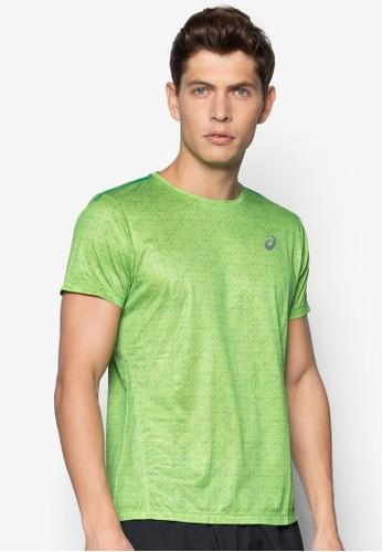 印花運動TEE、 服飾、 T-shirtsAsics印花運動TEE最新折價