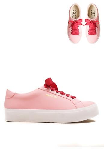 CDE pink Carmilla - Pink/Magenta (Sneaker Ramah Lingkungan) F5795SH78DFFF8GS_1