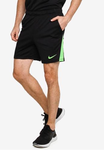 Nike black Men's Nike Dri-FIT Knit Training Shorts E562EAA8DA1B21GS_1