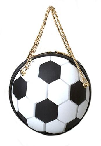 Adkidz black Adkidz Football Bag 80689KCE7B294FGS_1
