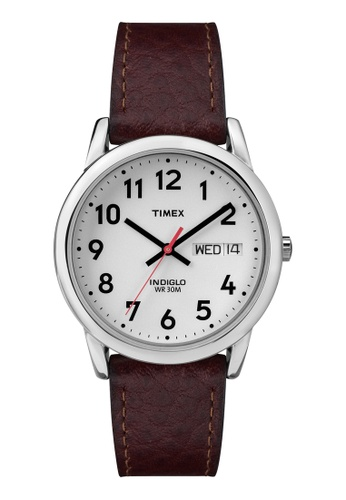 TIMEX brown Classic Watch for Men TI205AC55AVCPH_1