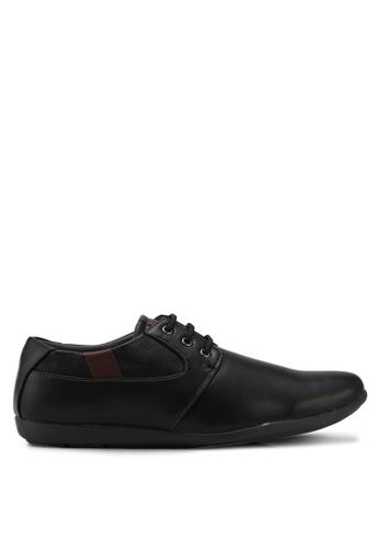 Rocklander black Rocklander Derby Shoes 3F8FDSH17AAE45GS_1