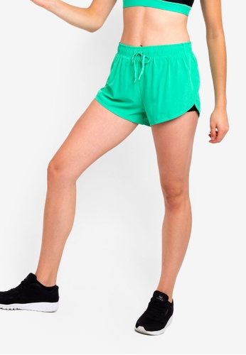Cotton On Body green Move Jogger Shorts 7D06AAA96FC3A0GS_1