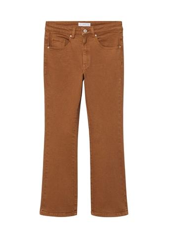 MANGO KIDS brown Flared Jeans 1A0C4KA4F0CD8DGS_1