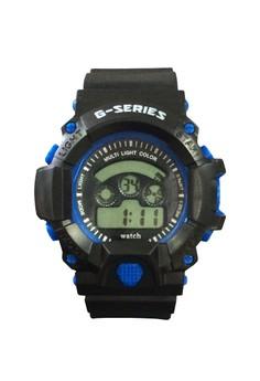 New G-series Sport Rubber Watch