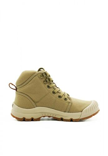 Aigle beige Women's Tenere Hiking Shoes E7AACSH8B6A607GS_1