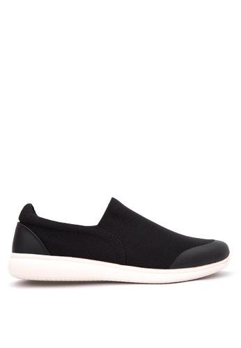 Jump black Geom Sneakers JU701SH21YZQPH_1