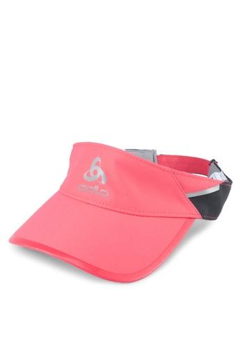Odlo pink Fast & Light Visor Cap 5B2B0AC4104DA1GS_1