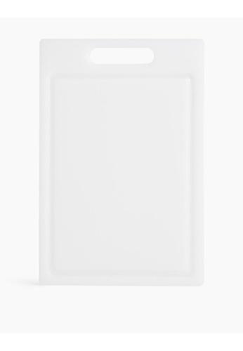 MARKS & SPENCER white M&S White Chopping Board 9B098HLCC62798GS_1