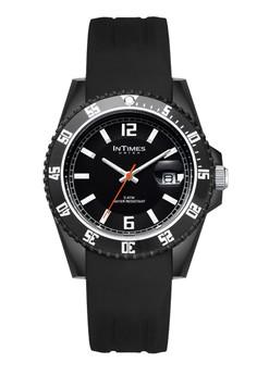 InTimes Watch IT-CF066 Analog Rubber