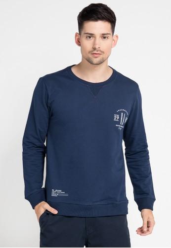 RA Jeans navy Ram7 173 N Ls RA626AA0VXW2ID_1