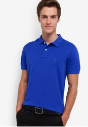 Tommy Hilfiger SLIM FIT POLO S/S SF TO729AA01YUWSG_1