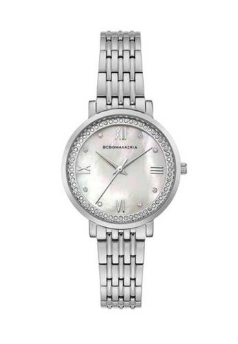 BCBG silver BCBGMAXAZRIA Silver Watch 5D9A2AC5E3289FGS_1