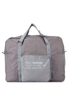 Bagstationz-拉鍊旅行手提包