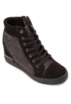 Muguet Wedge Sneakers