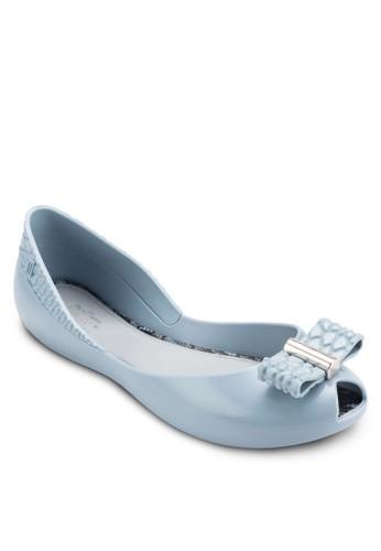 Queen + Jason Wesprit暢貨中心u 蝴蝶結平底鞋, 女鞋, 鞋