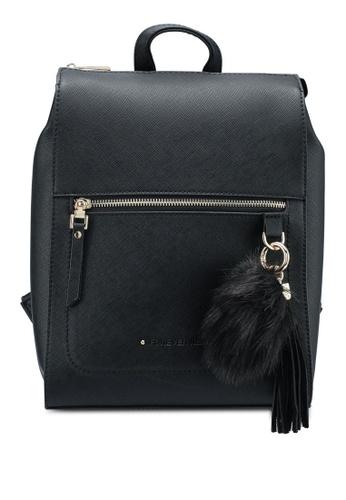 Forever New black Harper Backpack 43638AC9E0FB61GS_1