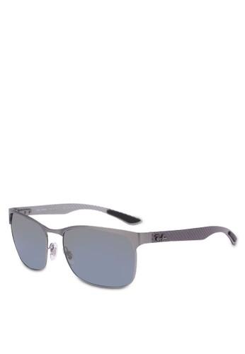 Ray-Ban grey RB8319CH Polarized Sunglasses RA941GL0UT7TID 1 c7d4c82f12