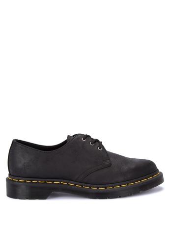 Dr Martens black 1461 3 Eye Shoe 55840SHCC101F2GS_1