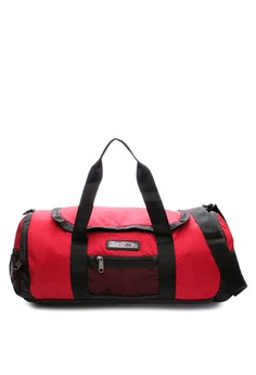Large Gym Bag with Shoe Compartment