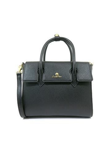 Carlo Rino black Carlo Rino 0304141A-002-08 Top-handle bag (Black) 454FBAC6EA849AGS_1