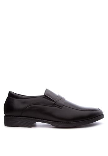 Italianos black Roderick Formal Shoes IT153SH08GCLPH_1